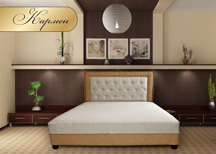 Кровать Кармен.