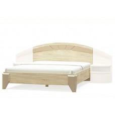 Аляска Кровать+ламели