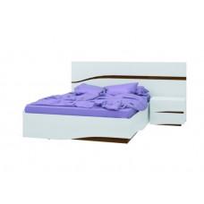 Атлантис Кровать 160+тумба прикроватная