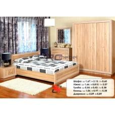 Спальня Корвет
